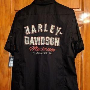Harley Davidson graphic shirt ,NWTs, large
